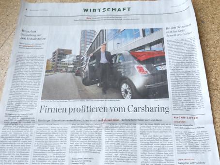 cambio im Hamburger Abendblatt